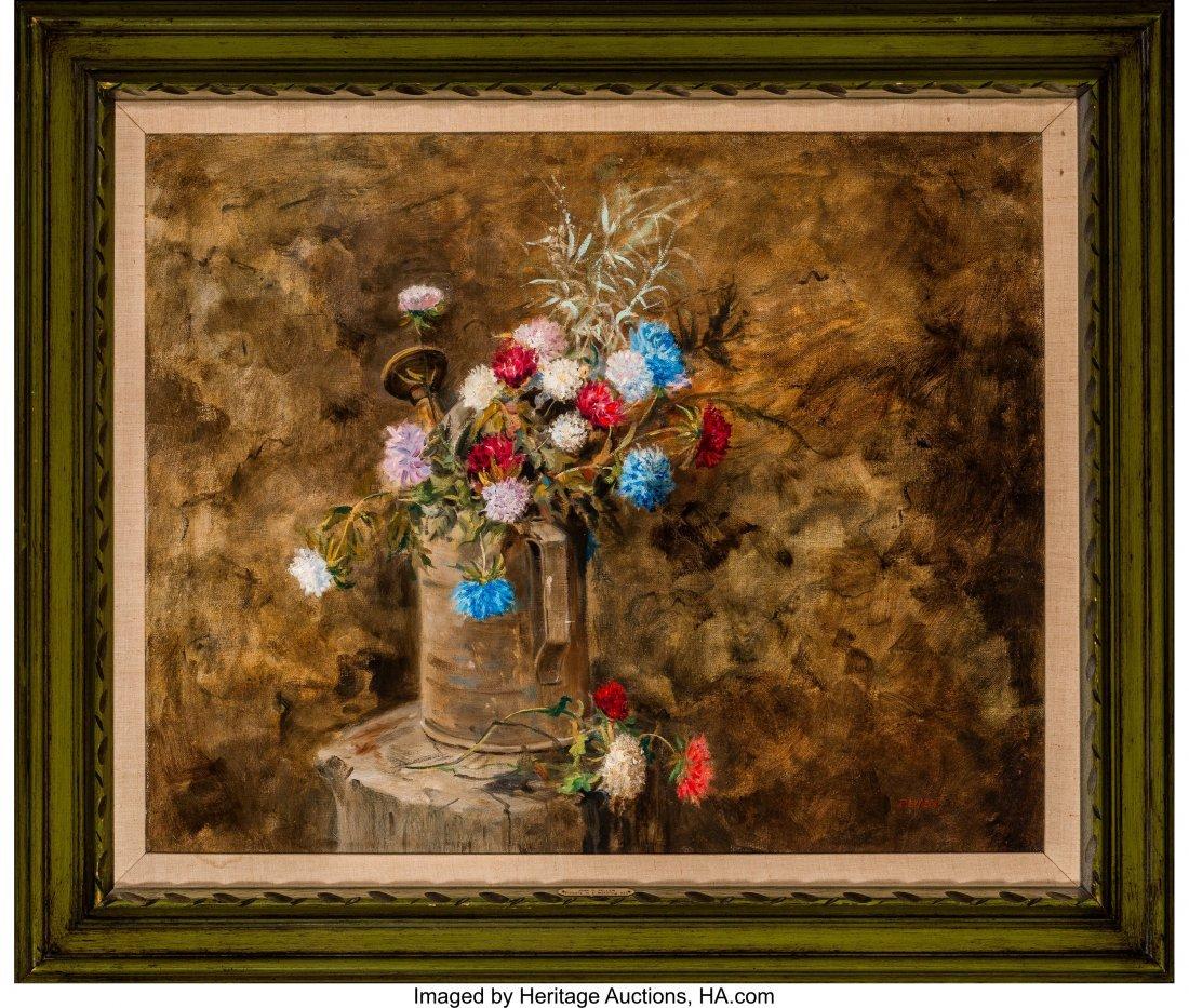 62228: John Clifford Pellew (American, 1903-2000) Flowe - 2
