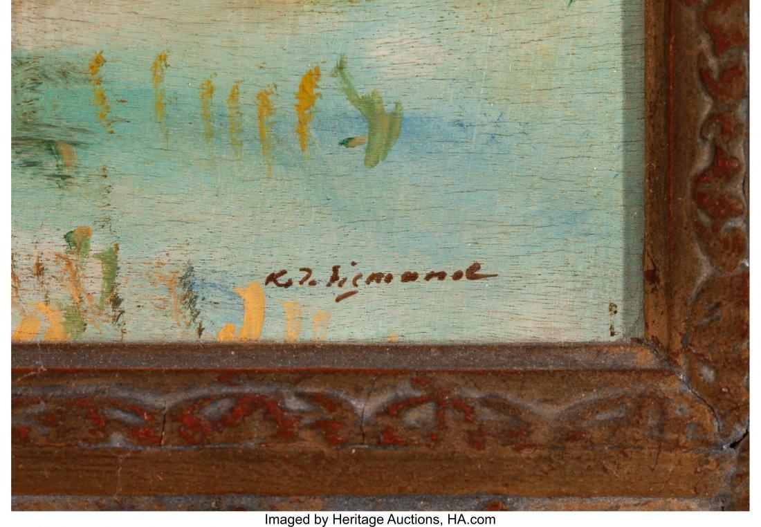 62233: Karel Jan Sigmund (Czech, 1897-1959) Autumn Land - 3