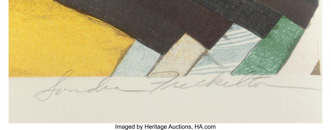 62383: Sondra Freckelton (b. 1936) Untitled (Flowers),  - 3