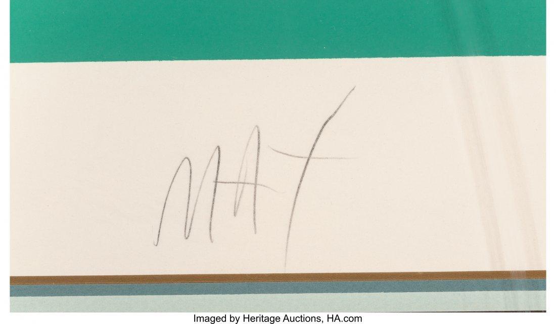 62404: Peter Max (American, b. 1937) Flower Jumper Lith - 3