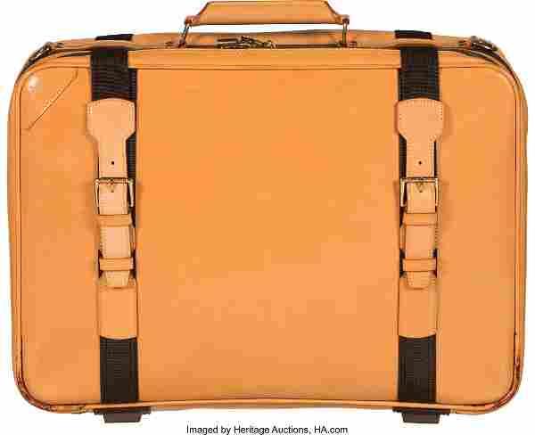 58042: Louis Vuitton All Vachetta Leather Satellite 50