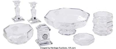 Versace Set of 10: Medusa Lumiere Crystals Condi
