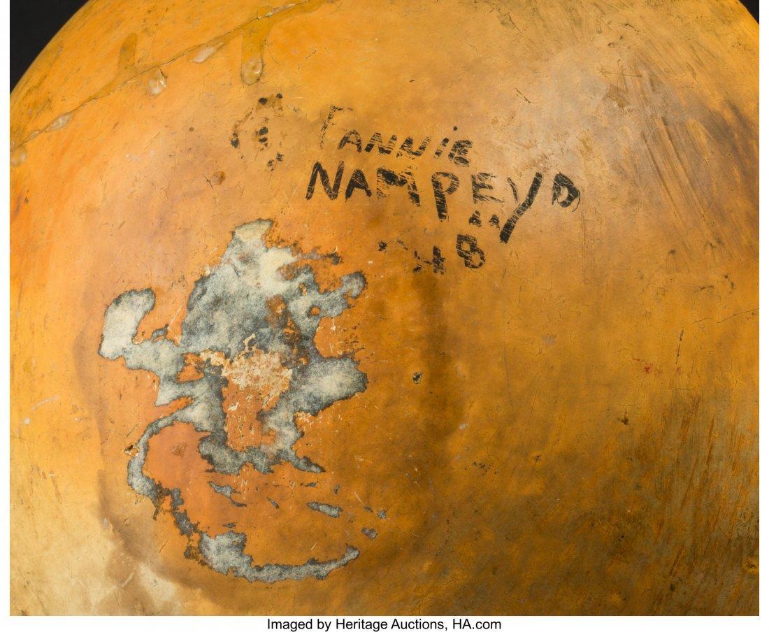 70450: A Hopi Polychrome Jar  Fannie Nampeyo   Diameter - 2