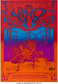 89079 The Who Hollywood Palladium Concert Poster Signe
