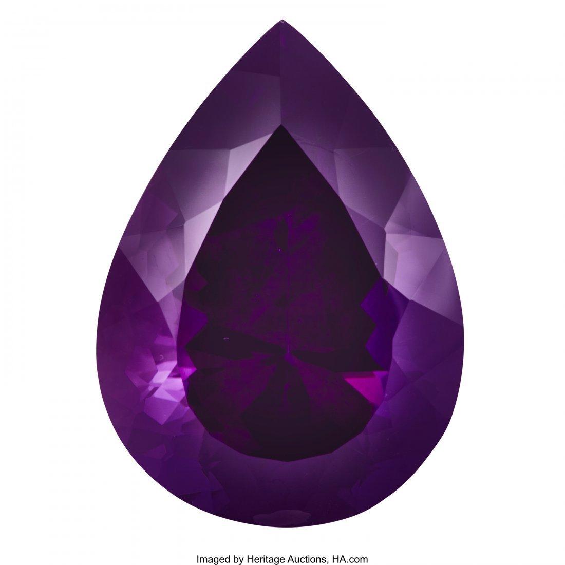 72056: Gemstone: Amethyst - 259.42 Cts. Rwanda   Rwanda