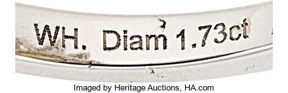 55281: Fancy Light Yellow Diamond, Diamond, Gold Ring   - 3