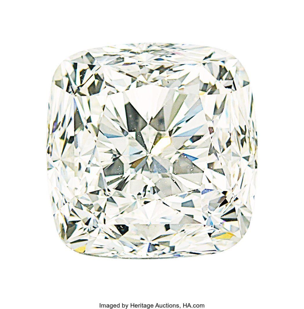 55134: Unmounted Diamond  The cushion modified brillian