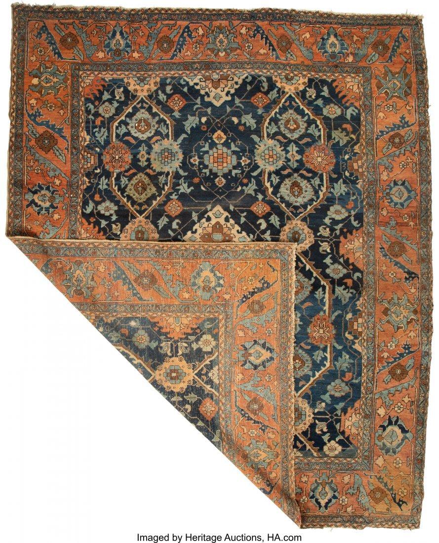 63023: A Karadja Carpet 10 feet 3 inches x 8 feet 4 inc - 2