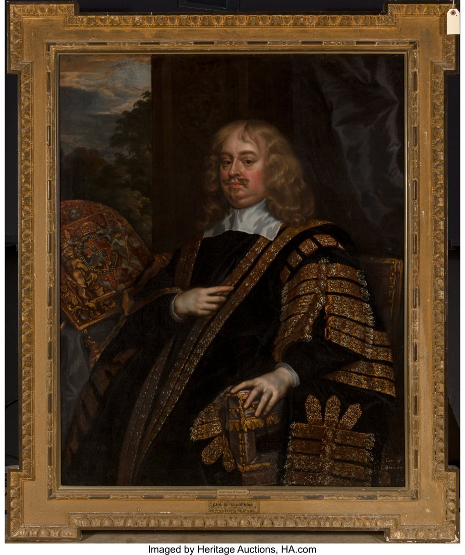 63059: After Sir Peter Lely (British) Edward Hyde, Firs - 2