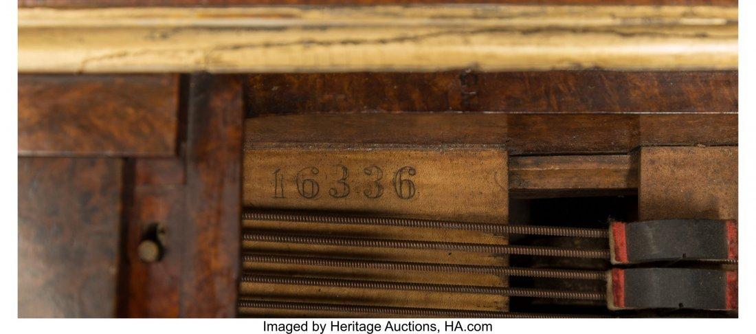 63441: A Rare John Broadwood & Sons Amboyna and Giltwoo - 7