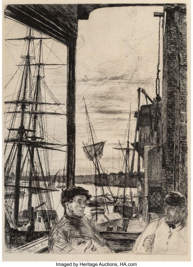 63701: James Abbott McNeill Whistler (American, 1834-19