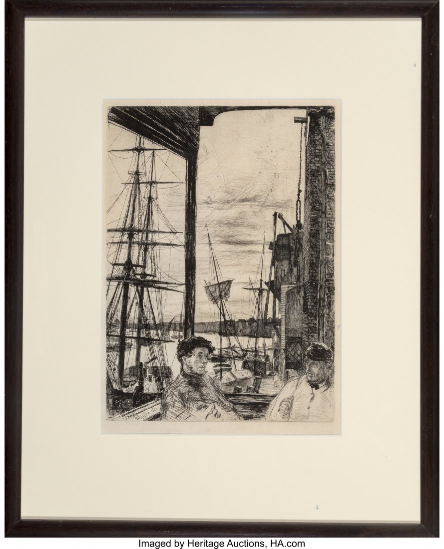 63701: James Abbott McNeill Whistler (American, 1834-19 - 2