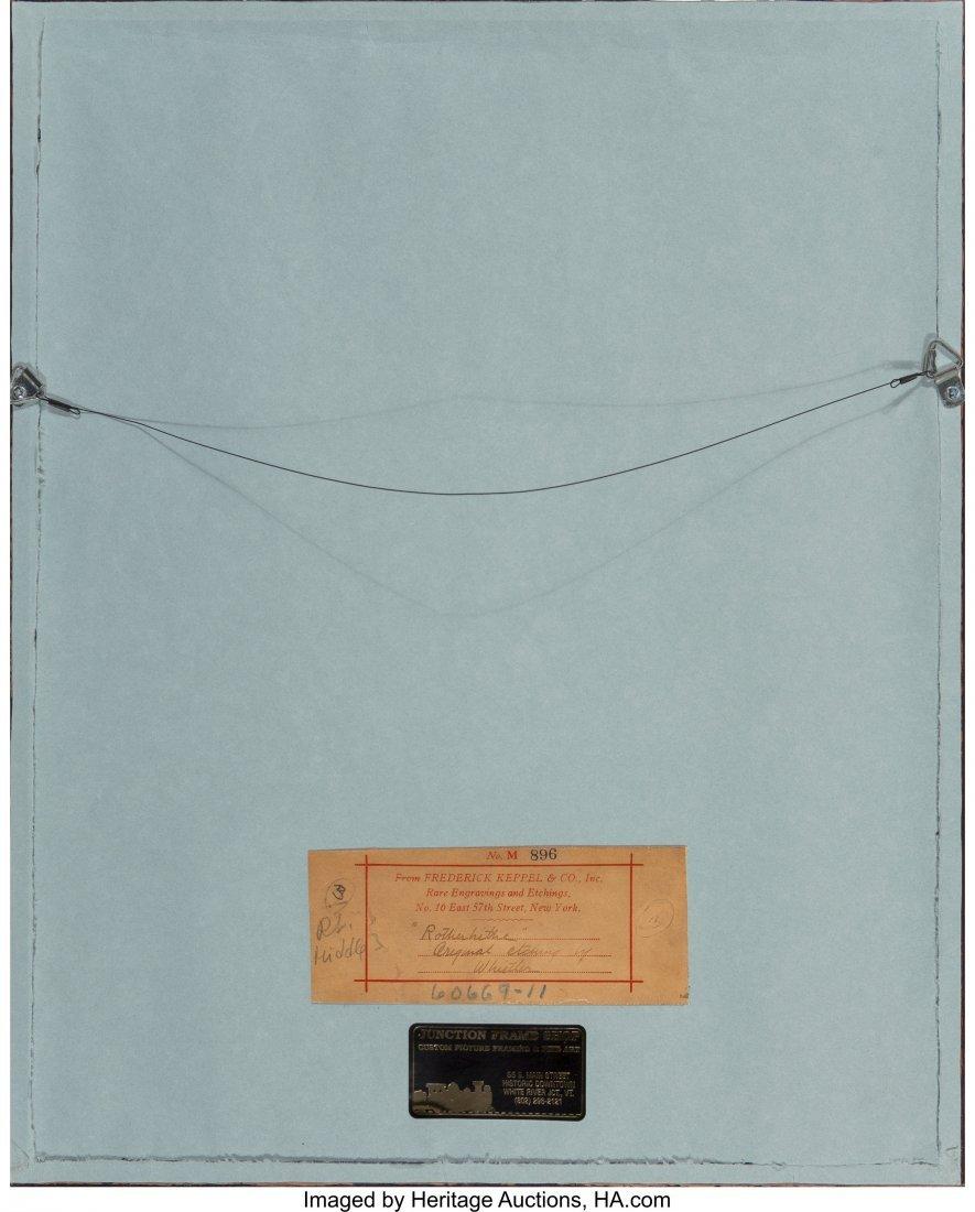 63701: James Abbott McNeill Whistler (American, 1834-19 - 4