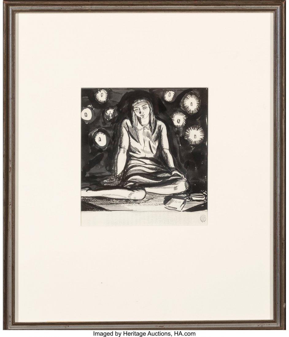 63650: Rockwell Kent (American, 1882-1971) Candlelight  - 2
