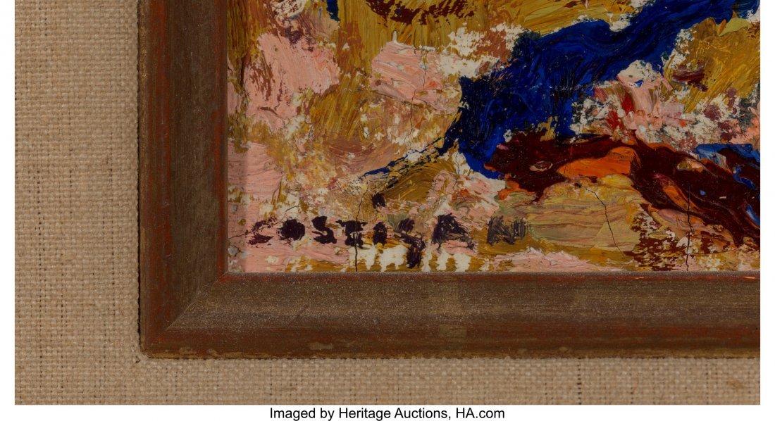 63653: John E. Costigan (American, 1888-1972) October F - 3