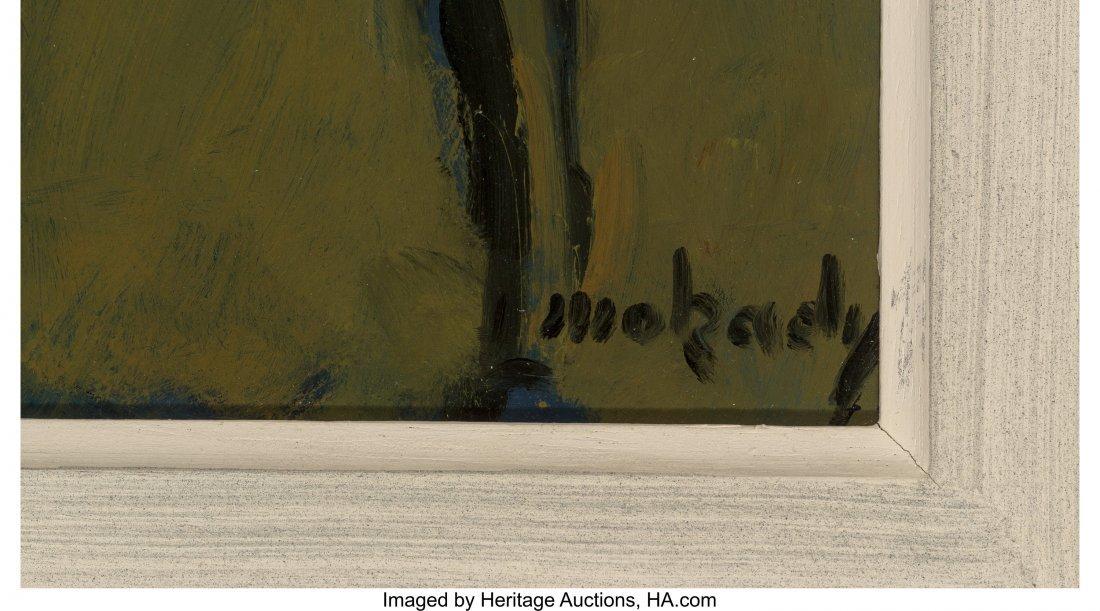 63660: Moshe Mokady (Israeli/Austrian, 1902-1975) Stand - 3