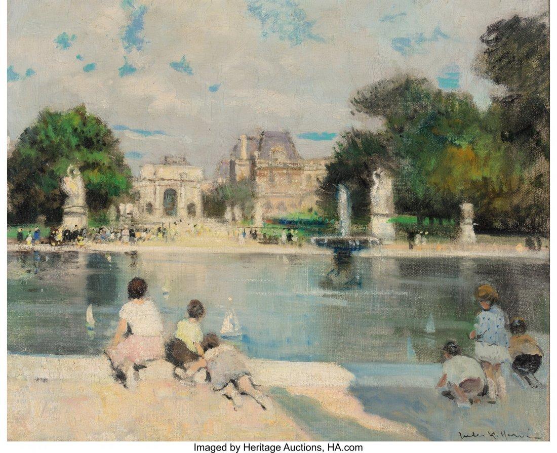 63666: Jules René Hervé (French, 1887-1981) Children