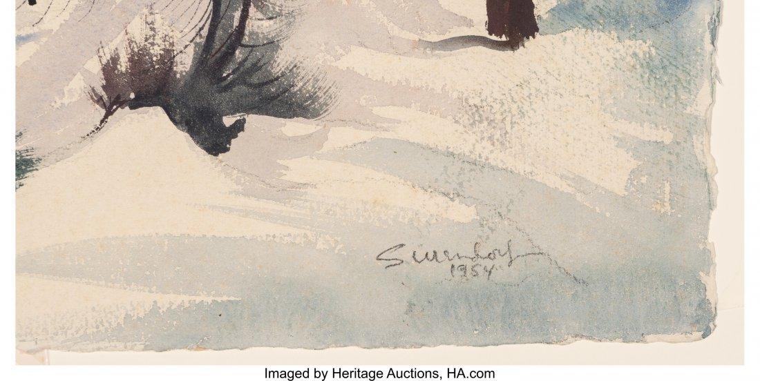 63778: Charles Surendorf (American, 1906-1979) Sonora P - 2