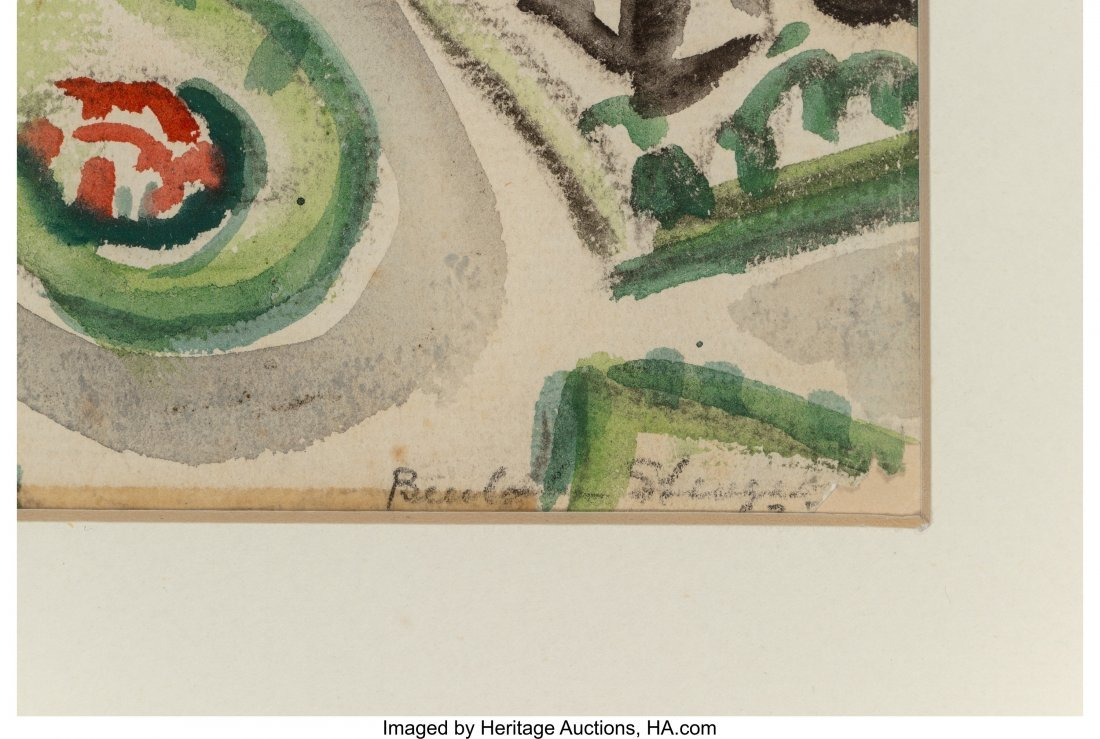 63789: Beulah (Elsie Sloan) Stevenson (American, 1890-1 - 3