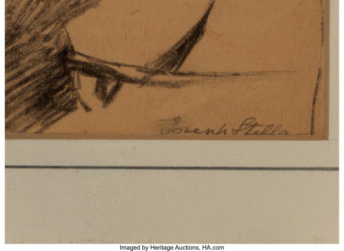 63808: Joseph Stella (American, 1877-1946) Sleeping Man - 3