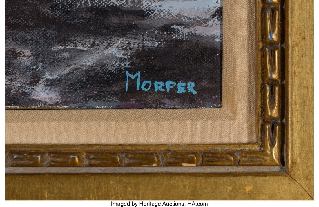 63846: Daniel Morper (American, 1944-2016) After the Ra - 3