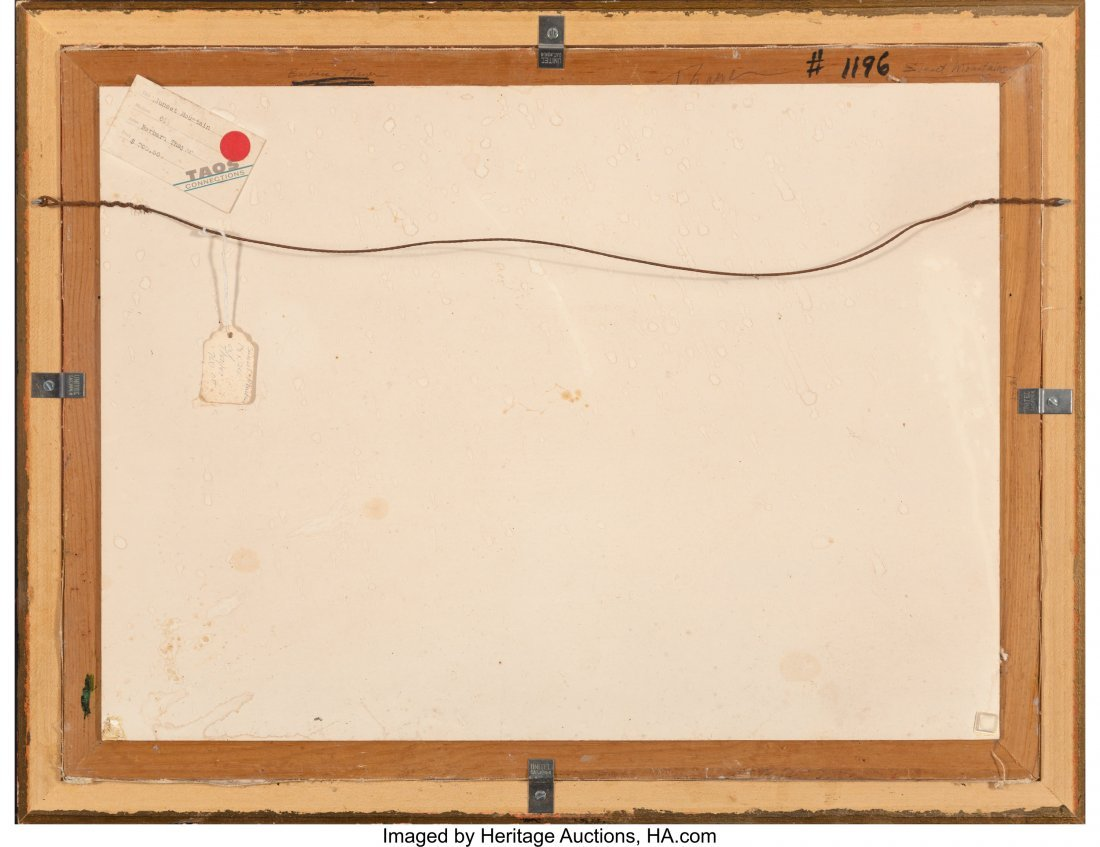 63847: Barbara Thayer Zaring (American, 20th Century) S - 3