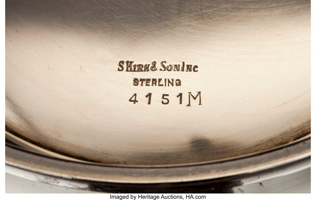 64273: An S. Kirk & Son Silver Centerpiece Bowl, Baltim - 3