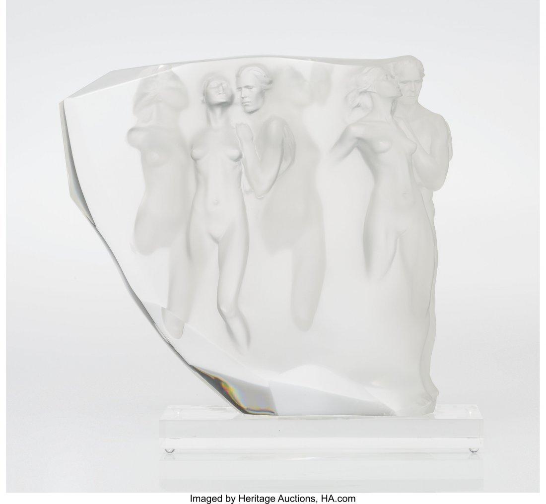 79291: Frederick Hart (American, 1943-1999) Gerontion,  - 4