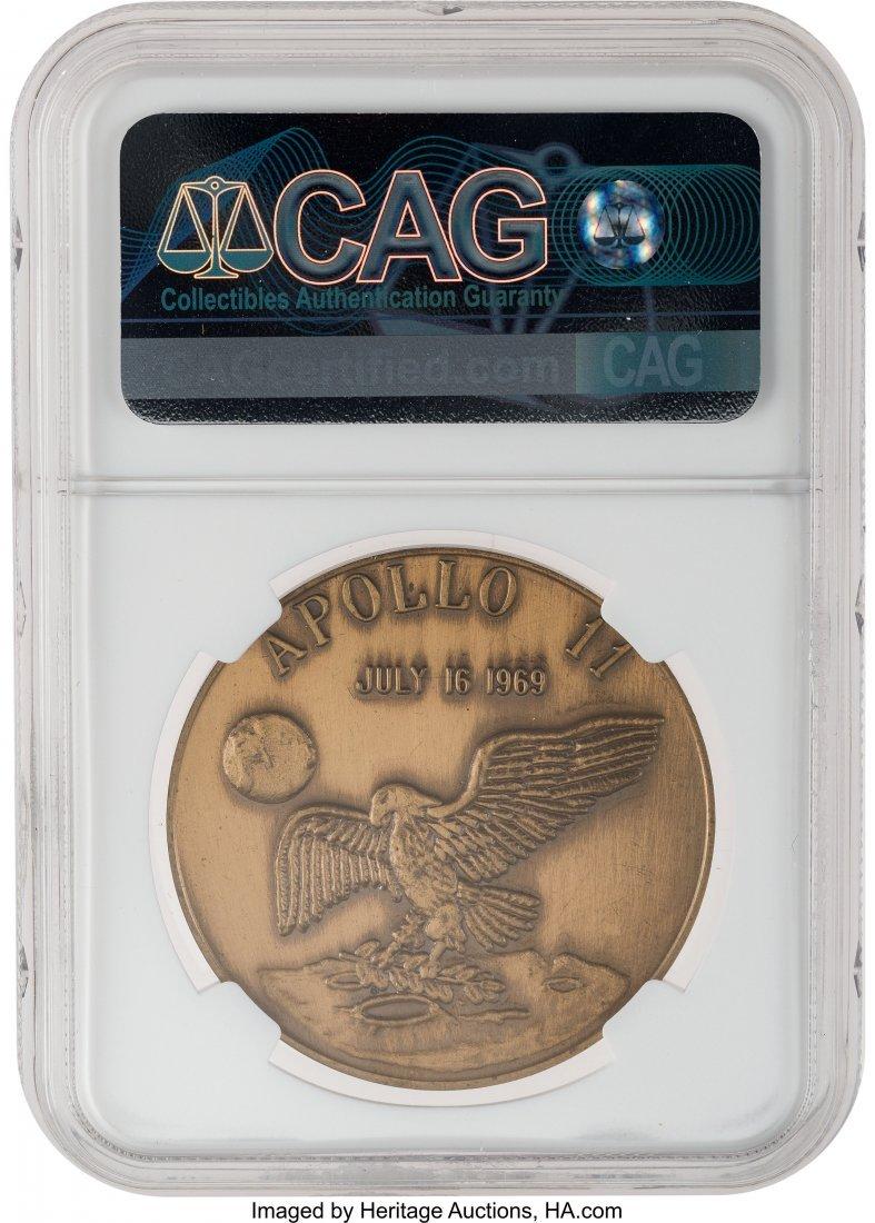52808: Apollo 11: Galaxy Mint Medal Set 1 Apollo Series - 2