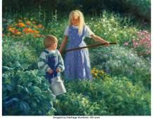 68055: Robert Duncan (American, b. 1952) In Full Bloom,