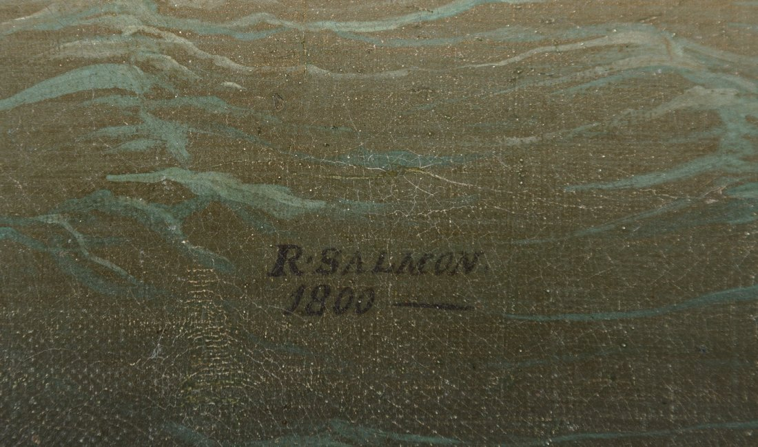 68080: Robert Salmon (Scottish-American, 1775-1844) The - 4