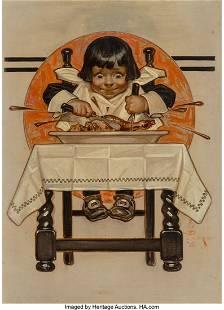 68182: Joseph Christian Leyendecker (American, 1874-195