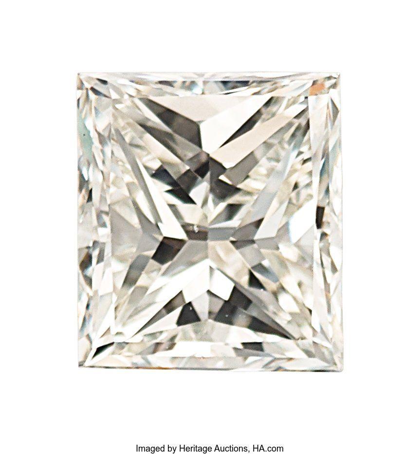 55230: Unmounted Diamond  The rectangular modified bril