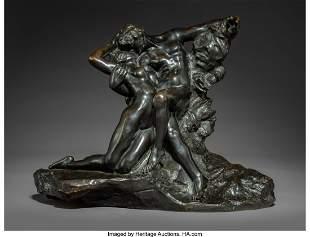Auguste Rodin (French, 1840-1917) Éternel