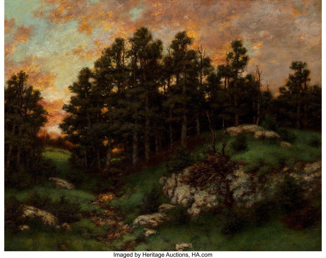61184: Robert Melvin Decker (American, 1847-1921) Old P