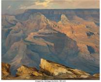 61040: Ralph Love (American, 1907-1992) Zoroaster Oil o