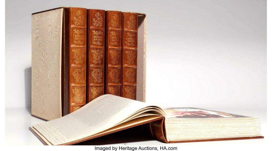 65017: Salvador Dalí (1904-1989) Biblia Sacra (L