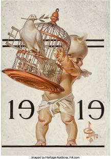 68095: Joseph Christian Leyendecker (American, 1874-195