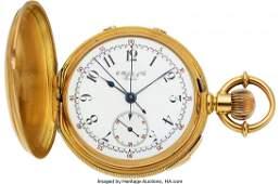 54319 E Robert amp Co Geneve 18k Gold Minute Repeater
