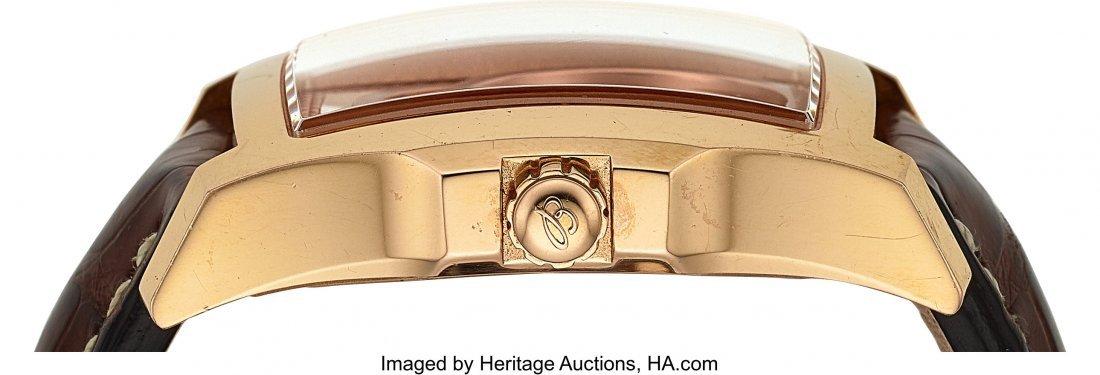 54020: Breitling, Fine 18K Rose Gold Breitling for Bent - 3
