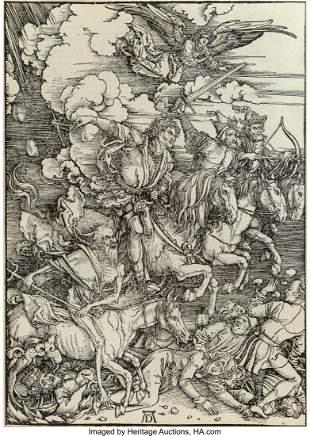 69046: Albrecht Dürer (German, 1471-1528) The Fo