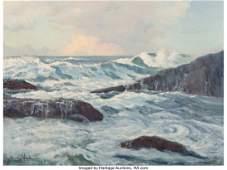 63435: Robert William Wood (American, 1889-1979) Crashi