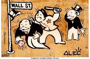 66244: Alec Monopoly (American, b. 1986) Arrested Monop