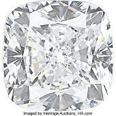 55157 Unmounted Diamond   The cushion modified brillia