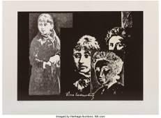 65148: Various Artists A Portfolio of Thirteen Prints