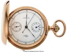 54111: Patek Philippe & Co., Very Rare Pocket Watch Wit