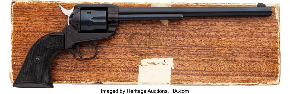 40222: Boxed Colt Buntline Scout Single Action Revolver