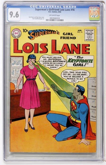 41352: Superman's Girl Friend Lois Lane #16 (DC, 1960)