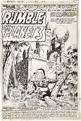 42038: John Buscema and Joe Sinnott - Fantastic Four