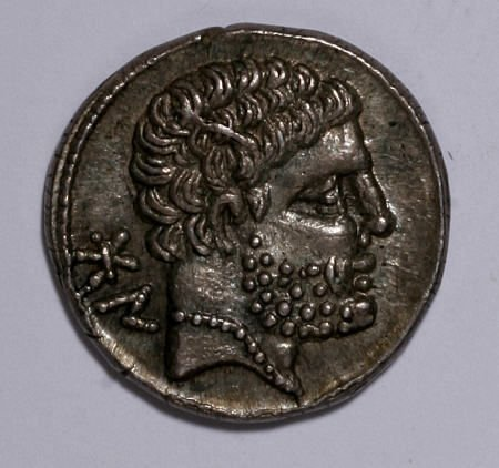 50002: Ancients Greek Spain, Bolskan (Osca). Ca.